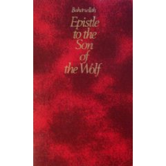 Epistle to the Son of the Wolf book cover